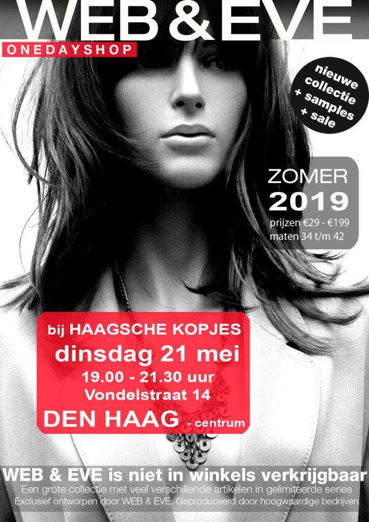web & eve bij de Haagsche Kopjes